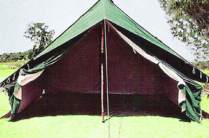 Click to enlarge 80 Kg. Army Canvas Tent & Army TentsArmy Surplus TentsArmy Tents For SaleMilitary Tents ...